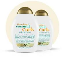 OGX Quencing + Coconut Curls Shampoo & Conditioner Set 13oz Each