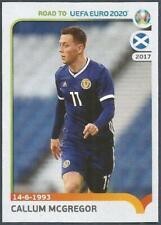PANINI ROAD TO UEFA EURO 2020-#298-SCOTLAND & CELTIC-CALLUM McGREGOR