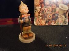 "Hummel Goebel Vintage  Figurines # 16 Little Hiker Boy 4 1/2""  TMK 6 ?  # 4"