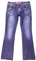 ReRock For Express Boot Cut Jeans Size 8 Women's