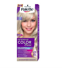 Schwarzkopf Palette Intensive Color Creme Permanent Hair Dye Colour