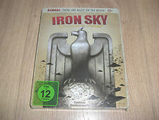 Iron sky Blu-ray steelbook neuf
