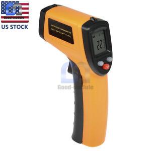 GM320 Infrared Thermometer Non-contact Digital Laser Infrared Temperature Gun