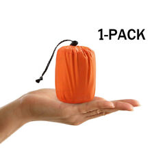 Emergency Sleeping Bag Thermal Waterproof For Outdoor Survival Camping Hiking UK