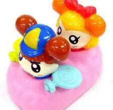 McDonalds Hamtaro Happy Meal Toy 2004 : Tater & Malta's Cotton Candy Boat