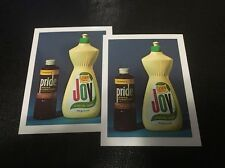 """Lot of 2x Picture Of Your """"Pride And Joy"""" Great Gag Joke Funny Prank"""