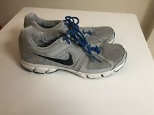 NIKE DOWNSHIFTER RUNNING SHOES 538257-015 MEN'S SIZE 13 Blue/Grey