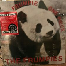 "The Frumpies - Frumpie One Piece - Vinyl LP + 7"" - RSD 2020 - Sealed - FREE SHIP"