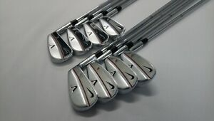 Nike Vr Tw Tiger Woods Forged Iron Set 3-PW Blades Dynamic Gold S300 Steel Stiff