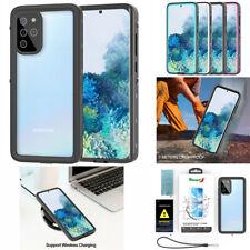For Samsung S21/S20  N20/10 Shockproof Waterproof Dirtproof 360° Full Case Cover