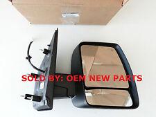 Mirror Power Heated Black Passenger Side RH 2012-2017 Nissan NV 1500 2500 3500