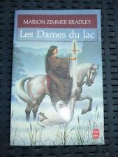 MARION ZIMMER BRADLEY: Les Dames du lac / Le livre de poche-1988
