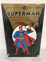 Superman Archives Vol 4 Collects #13-16 DC Comics Hard Cover Brand New Sealed