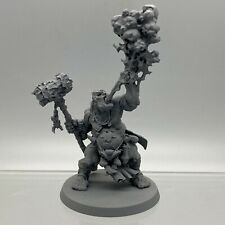 WARHAMMER AGE OF SIGMAR OGRE KINGDOMS FIREBELLY MAN EATER MADE & SPRAYED