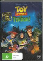 TOY STORY OF TERROR - DISNEY PIXAR - NEW & SEALED REGION 4 DVD FREE LOCAL POST