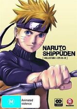 (DVD TV) Naruto Shippuden: Collection 1: Eps 01-13 (2010 2-Disc Set) (M) (Anime)
