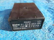 61358353099 RMIV CONTROL RELAY MODULE  from E36 BMW 318 i SE SALOON 1997