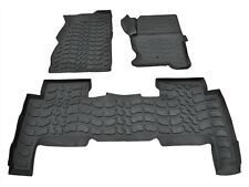 Range Rover Sport  RHD Rubber Over Mats Front and Rear Set  DA4806