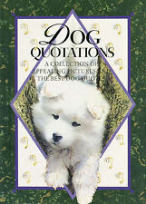 """""""AS NEW"""" Dog Quotations (In Quotations), , Book"""