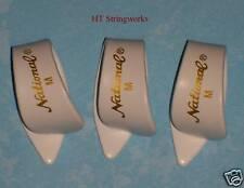 NATIONAL THUMBPICKS SHELL LARGE 3-PACK GUITAR THUMB PICK *NEW* NP8T