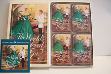 Waltz Cassette Collection Boxed Set of 4 Readers Digest Worlds Best Loved