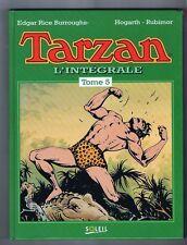 TARZAN l'intégrale tome 5. Soleil 1994 - HOGARTH