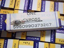 Vacuum Tubes   CV8055  (UK)   New old stock   45  pc   long lead   BLACK PLATE