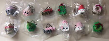 Shopkins 6 Christmas Ornaments 2016 Exclusive with complete set of 12 New