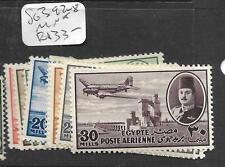 EGYPT  (PP0504B)  A/M  SG 392-8  MNH