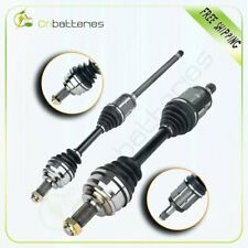 Fit for BMW X5 2001 BMW X5 I6 V8 2001-2006 Front Left Right CV Drive Axle Shaft