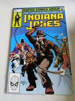 The Further Adventures Of Indiana Jones #1 January 1983 Marvel Comics HIGH GRADE