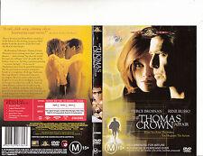 The Thomas Crown Affair-1999-Pierce Brosnan-Movie-DVD