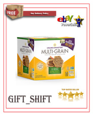 Crunchmaster 5 Seed Multi-Grain Crackers (10 oz., 2 pk.) FREE SHIPPING