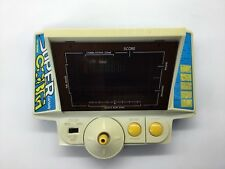 VINTAGE GAME & WATCH SUPER COBRA  LSI GAMER LANSAY MADE IN JAPON EN FONCTION