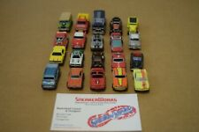 Vintage Galoob Micro Machines Lot Of 20 Vehicles Muscle Car Trucks Corvair