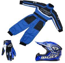 Pantalons de cross bleus