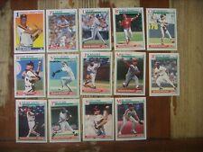 Tom Nevers, Lot of 15  SCORE 91  Baseball Cards  DRAFT PICK & ROOKIE PROSPECT