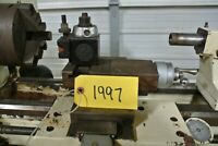 """JET MODEL GHB-1340 13"""" X 40"""" ENGINE LATHE DAMAGED during shipment AS IS"""