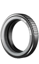 Walimex T2 Adapter ring For Canon FD M42
