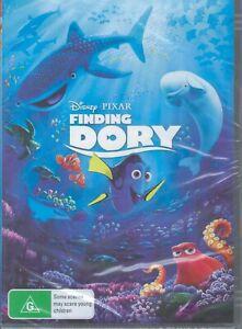 FINDING DORY - A Disney Pixar DVD (Region 4) NEW & SEALED Free Post