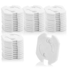 deleyCON 40x Kindersicherung Steckdosen Steckdosenschutz Steckdosen Kinderschutz