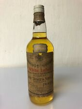 John Dewar & Sons White Label Scotch Whisky 75cl 43% Vol Tin Cap Vintage ,59'