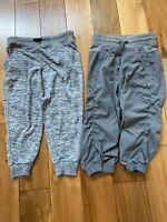 IVIVVA by Lululemon and Athleta Girls Pant Lot Size 8/10