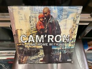 Cam'ron Come Home With Me 2x LP Roc-A-Fella 2002 OG press [Jay-Z] NEW Kay Slay