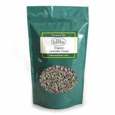 Organic Lavender Flower Herb Tea Lavandula Officinalis Herbal Remedy - 1 lb bag