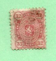 Finland - Sc# 23 Used / Perf 11   /    Lot 0720632