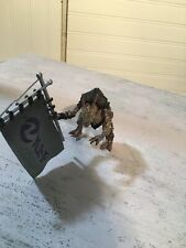 SPAWN Weapon Dark Ages Iguantus Flag McFarlane Original Figure Accessory 714