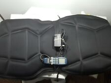 Homedics office Chair Massager with Heat 4448018 power brick included