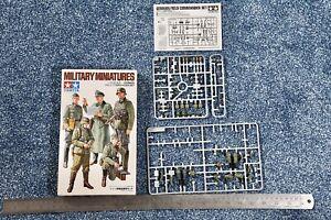 Tamiya 1:35 German Field Commander Set kit #35198