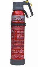 Fireblitz Alpha 600 fire extinguisher 600g BC dry powder car home work